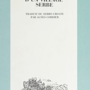 Lettres-dun-villageserbe